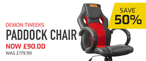 Demon Tweeks Paddock Chair