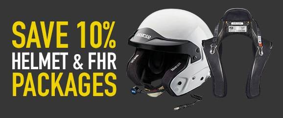 Helmet & FHR Packages