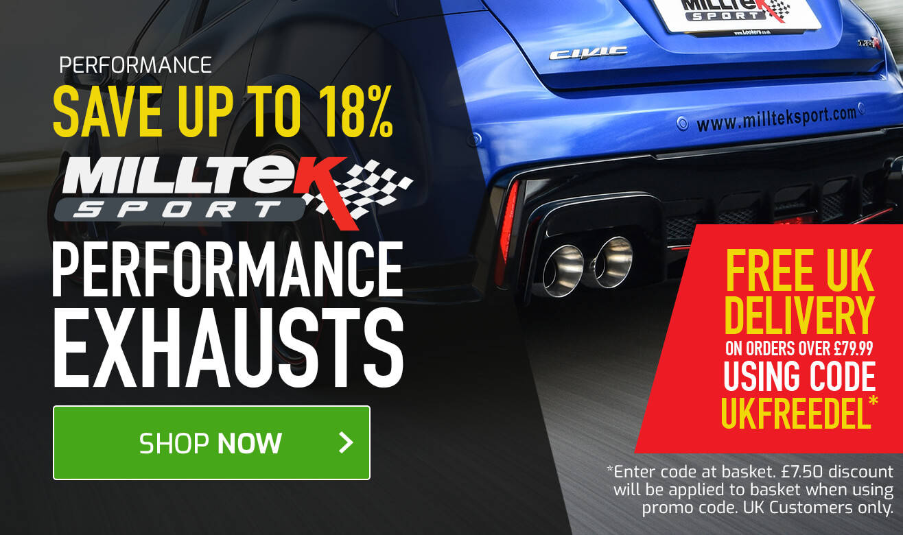 Milltek Performance Exhausts