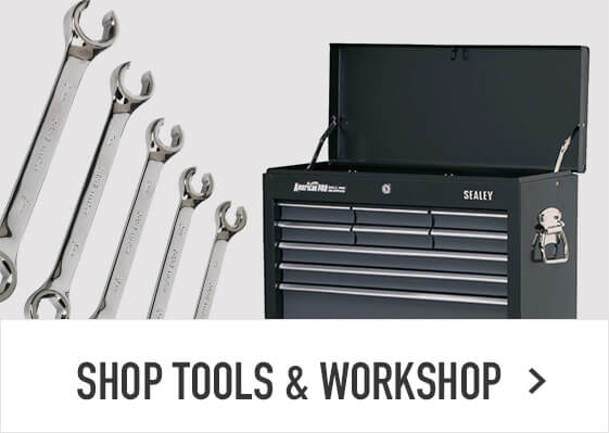 Shop Tools & Workshop