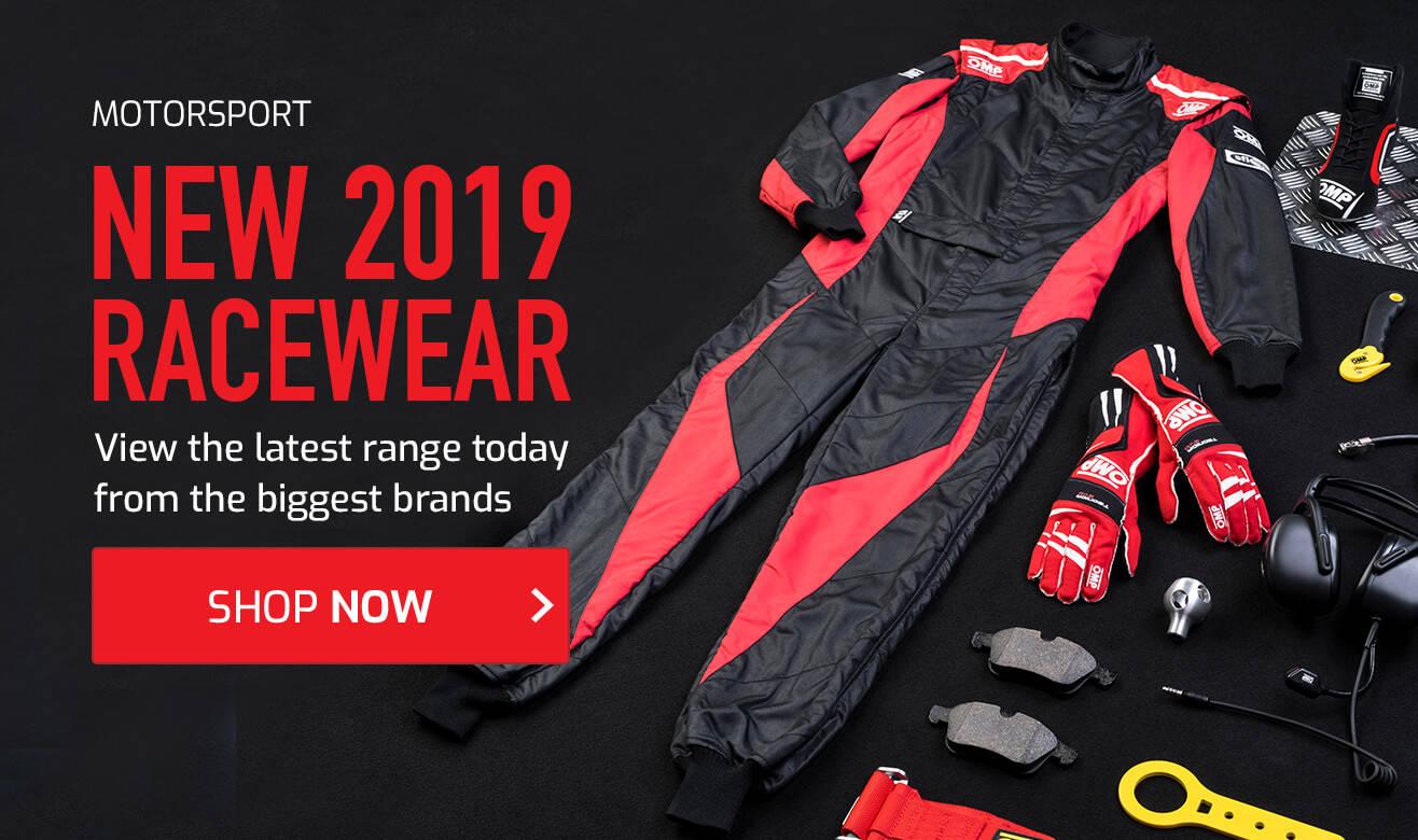 New 2019 Racewear