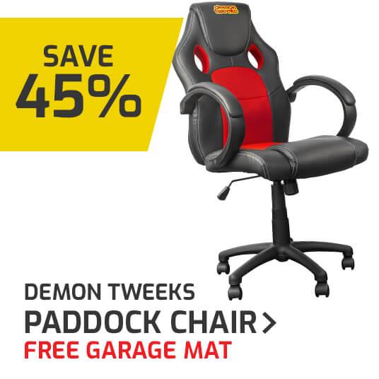 Demon Tweeks Paddock Chair