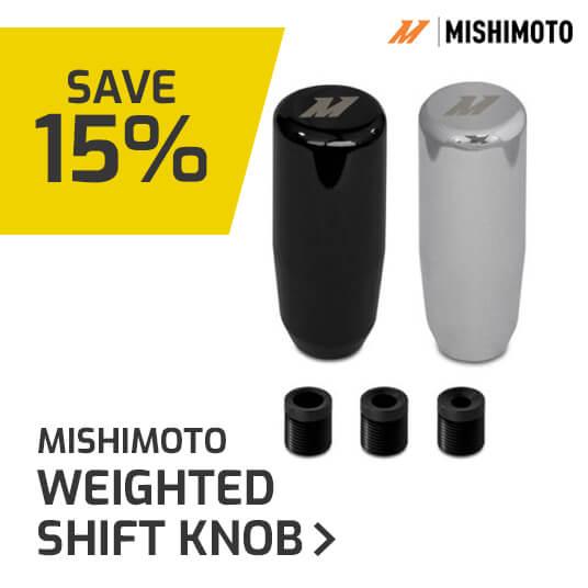 Mishimoto Weighted Shift Knob