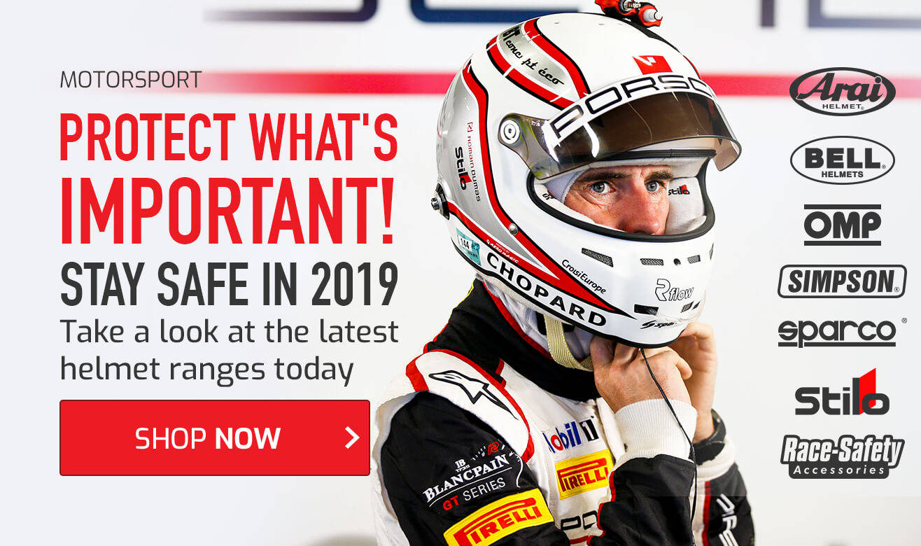 Stay Safe in 2019 - Look at the Latest Range of Helmets