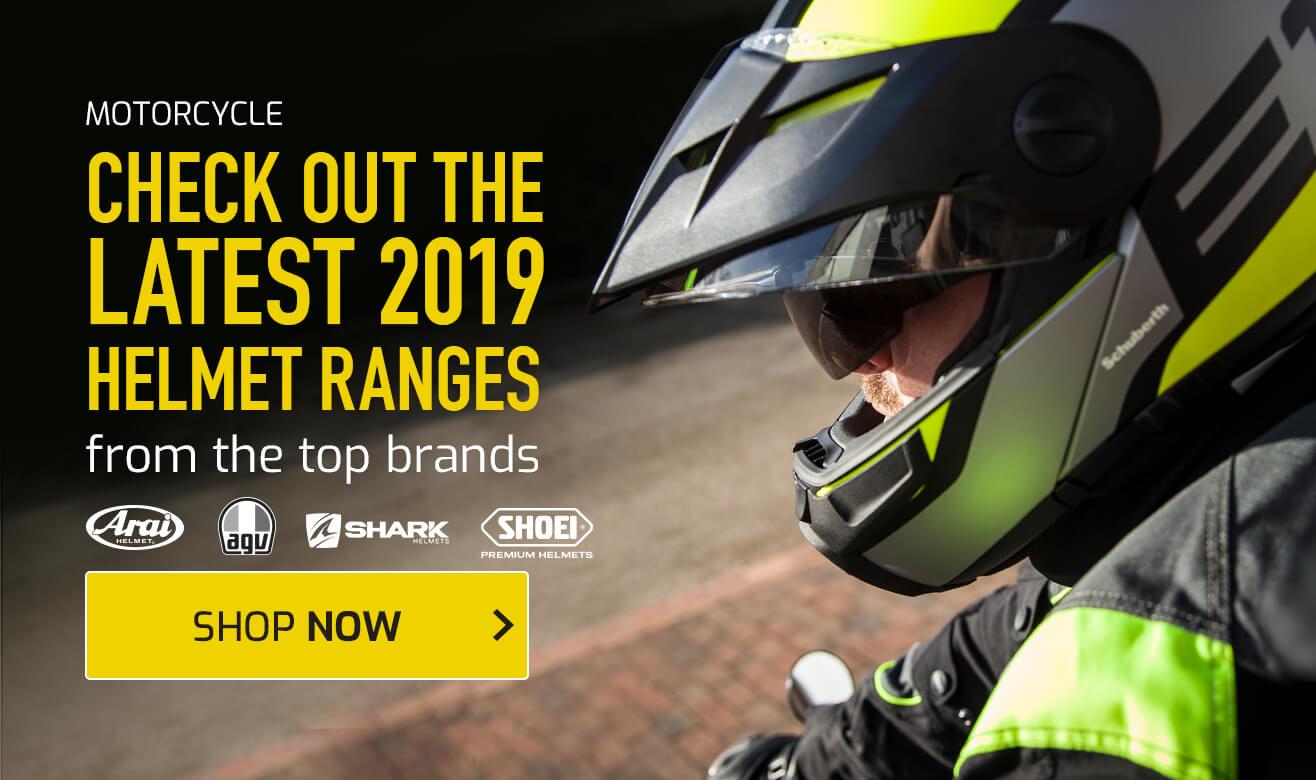 2019 Motorcycle Helmets