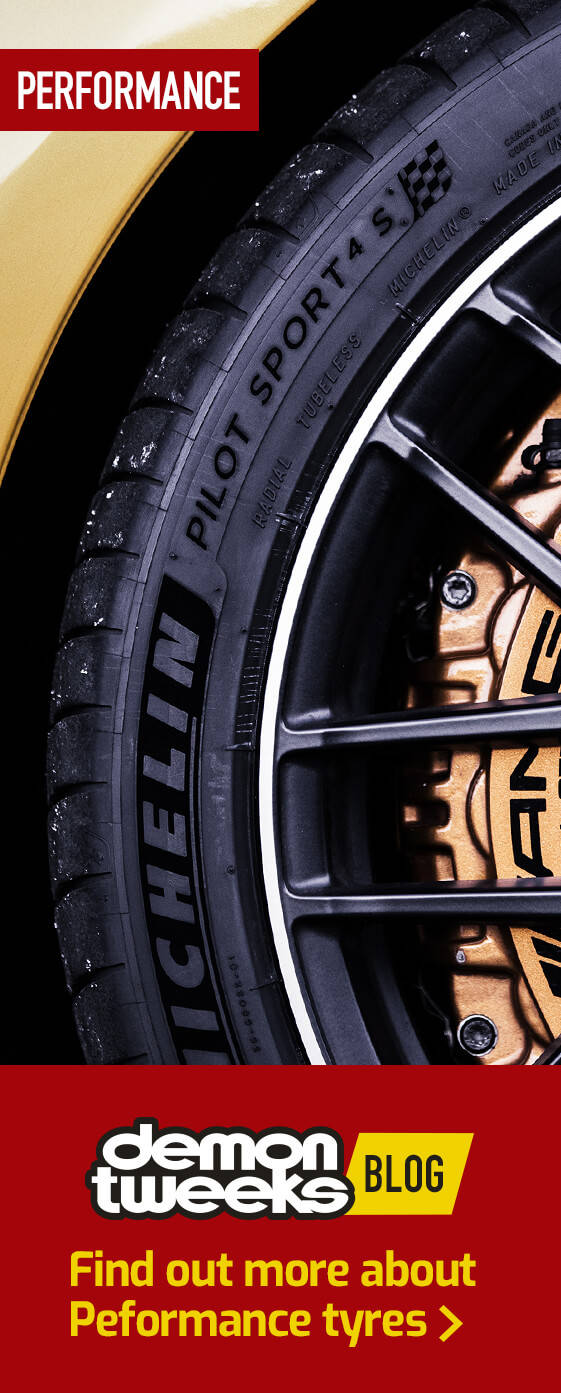 Find out more about Performance tyres