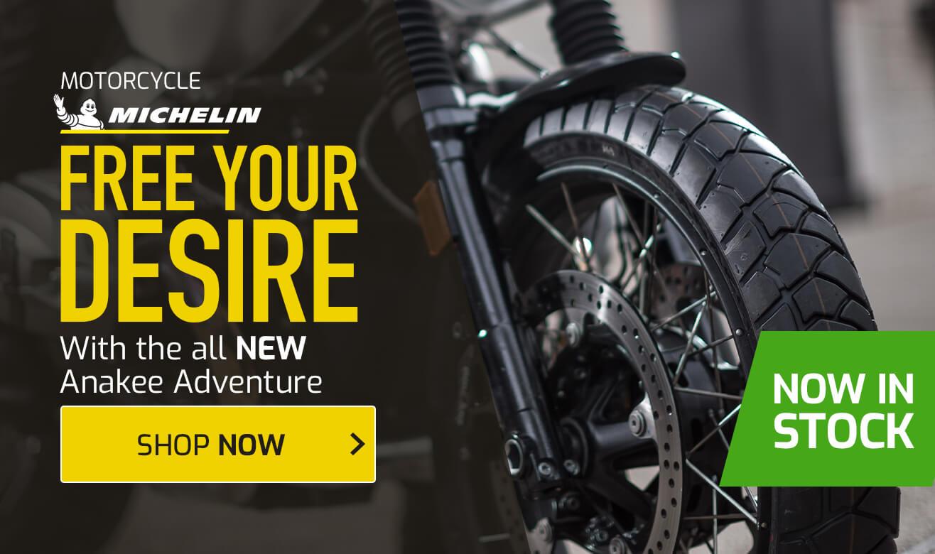 Michelin Anakee Adventure Tyre