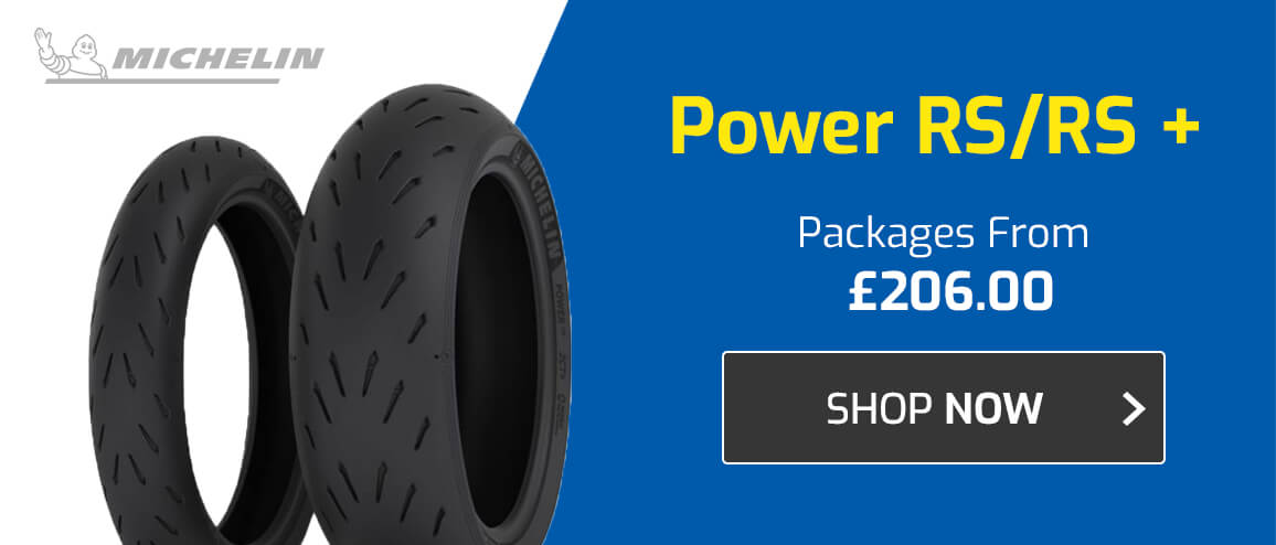 Michelin Power RS/RS+ Tyres