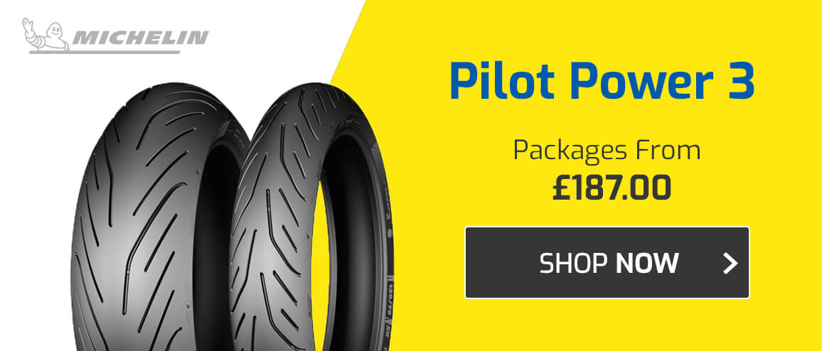 Michelin Pilot Power 3 Tyres