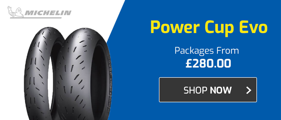 Michelin Power Cup Evo Tyres