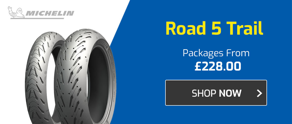 Michelin Road 5 Trail Tyres
