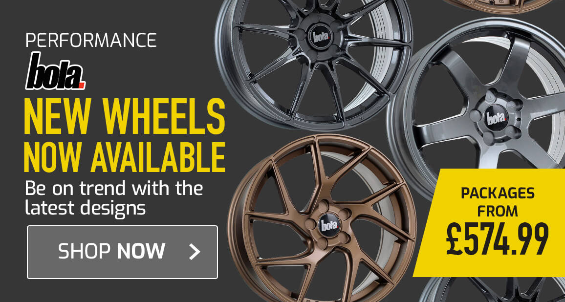 Bola - New wheels now available