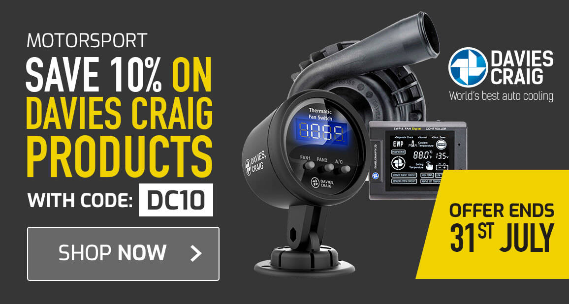Save 10% on Davies Craig Products