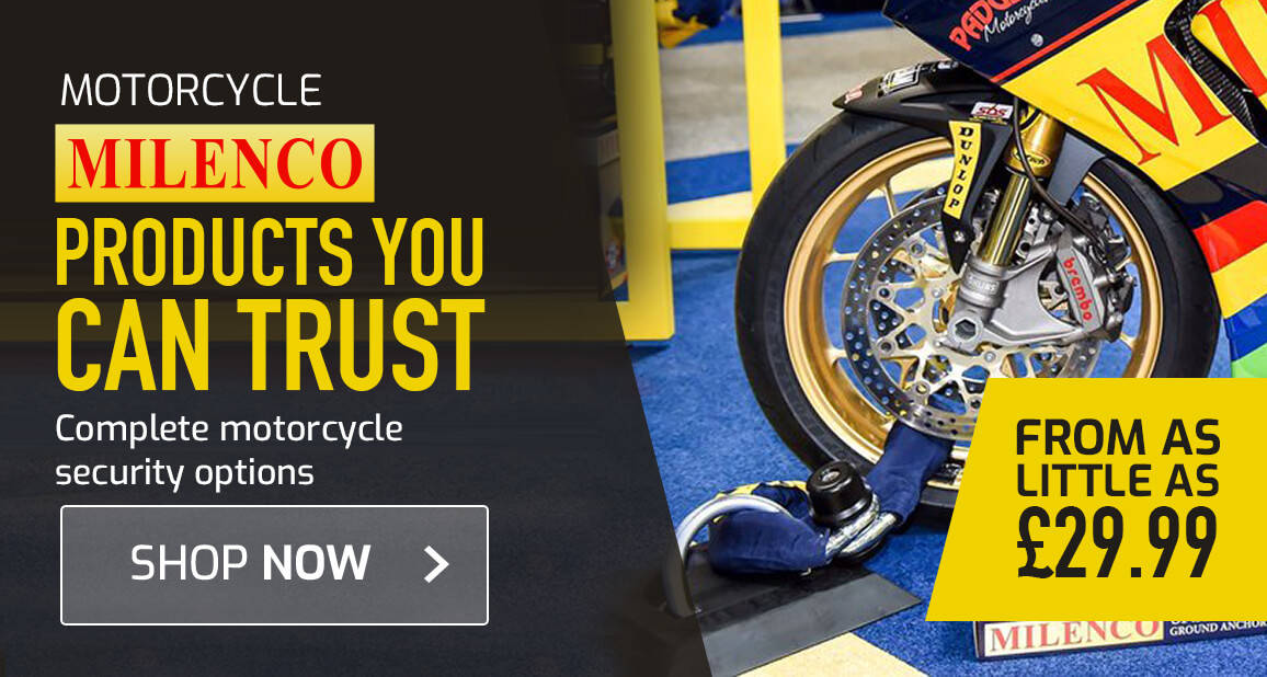 Milenco Motorcycle Security