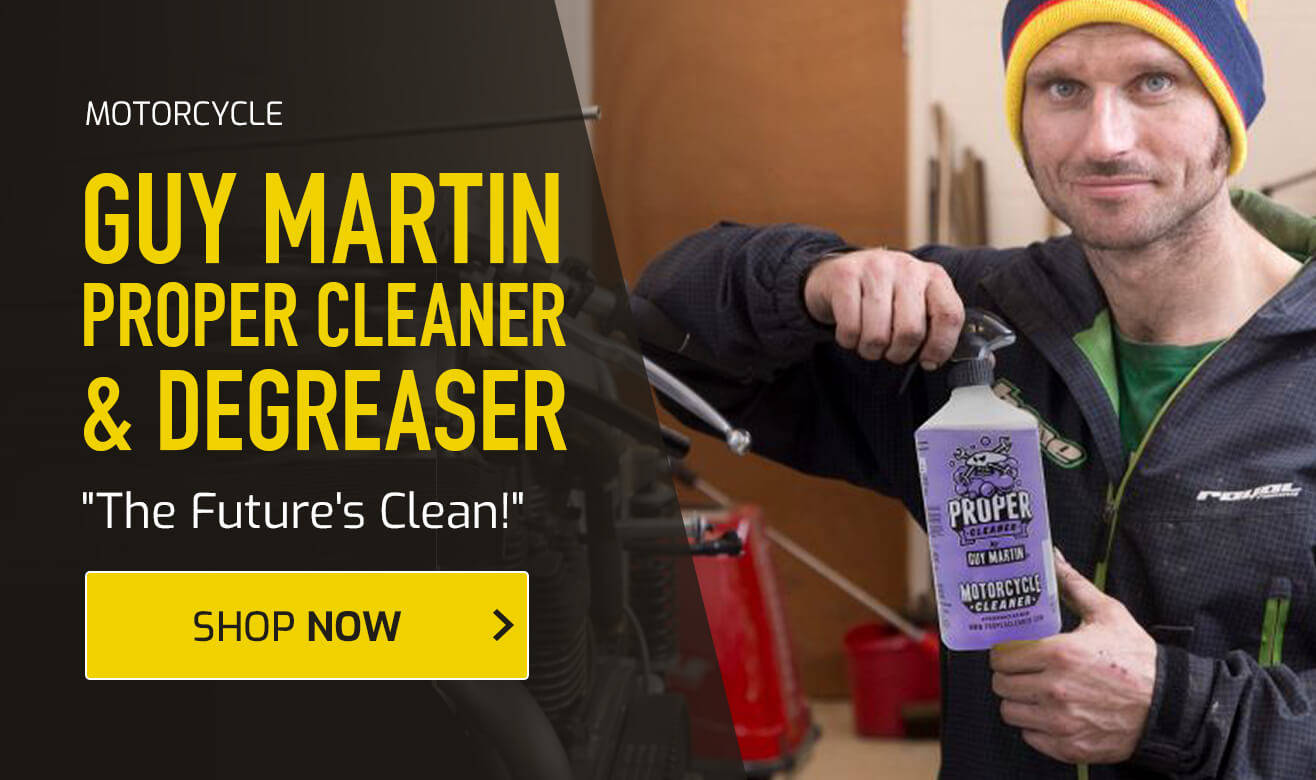 Guy Martin Proper Cleaner & Degreaser