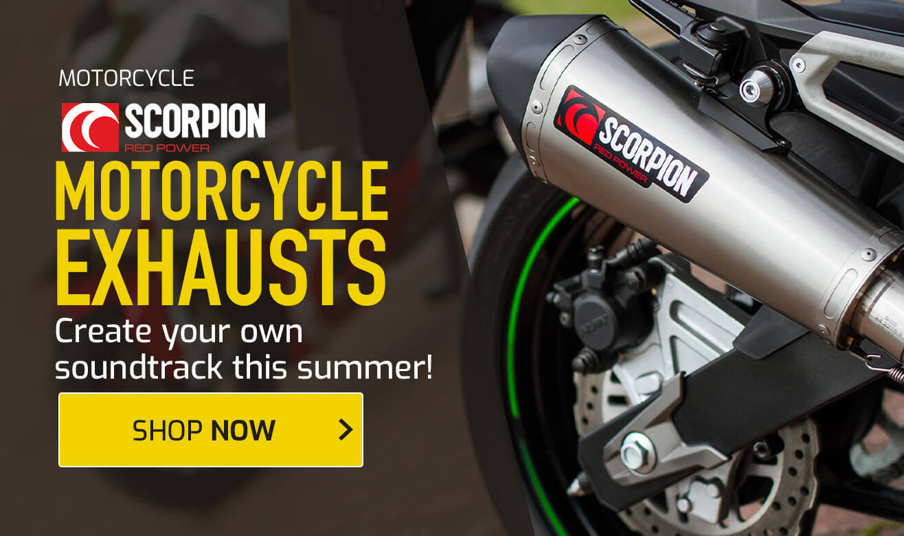 Scorpion Motorcycle Exhausts