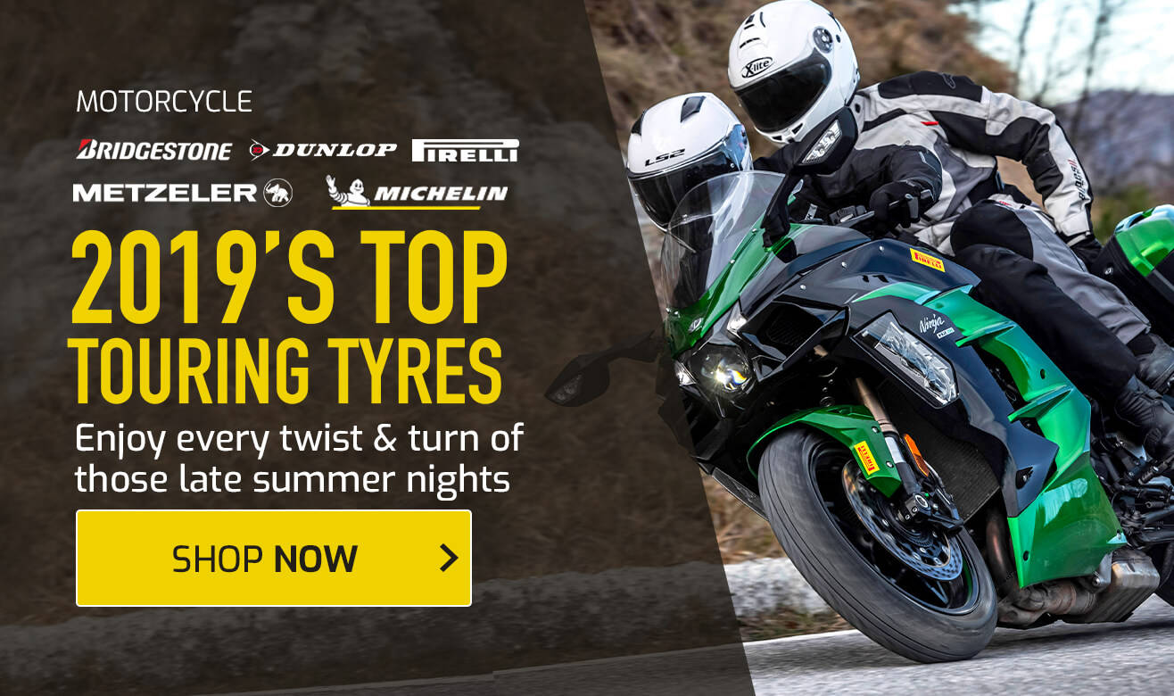 2019's Top Touring Tyres
