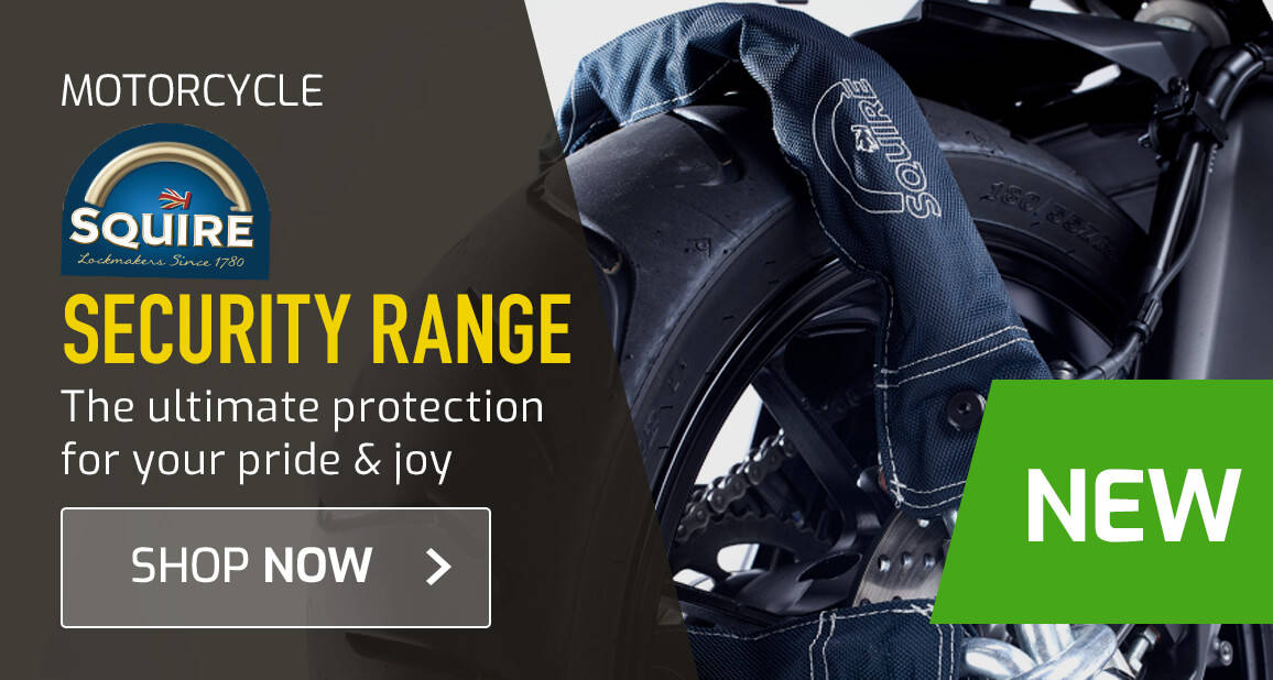 Squire Security - The Ultimate Protection for Your Pride & Joy