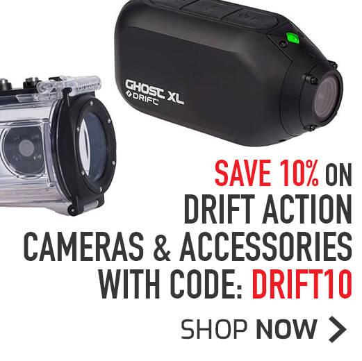 Drift Action Cameras & Accessories