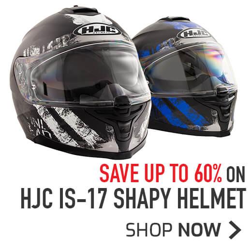 HJC IS-17 Shapy Helmets