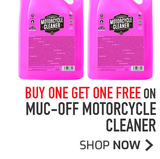 Muc-Off Motorcycle Cleaner BOGOF