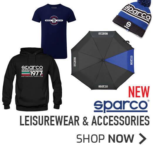 NEW Sparco Leisurewear & Accessories