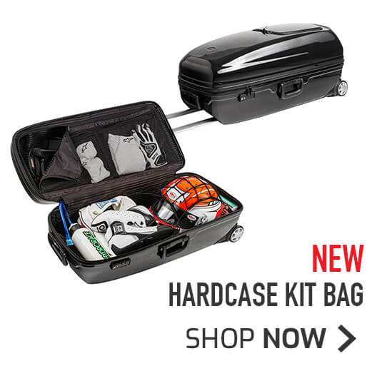 NEW Hardcase kit bag