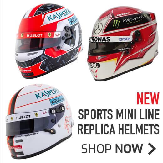 NEW Sports Mini Line Replica Helmets