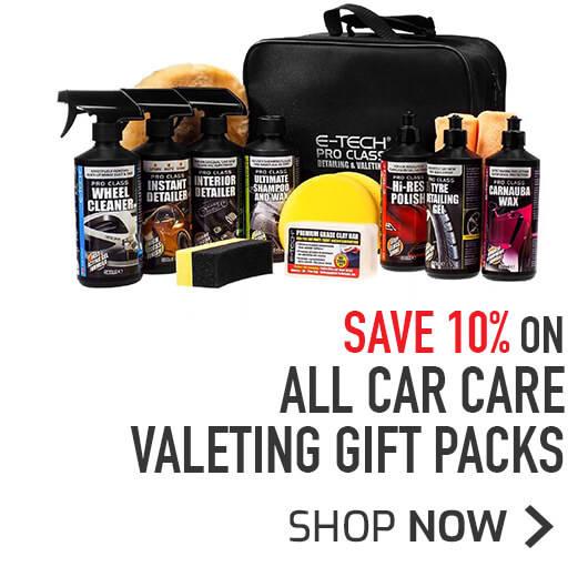Valeting Gift Packs