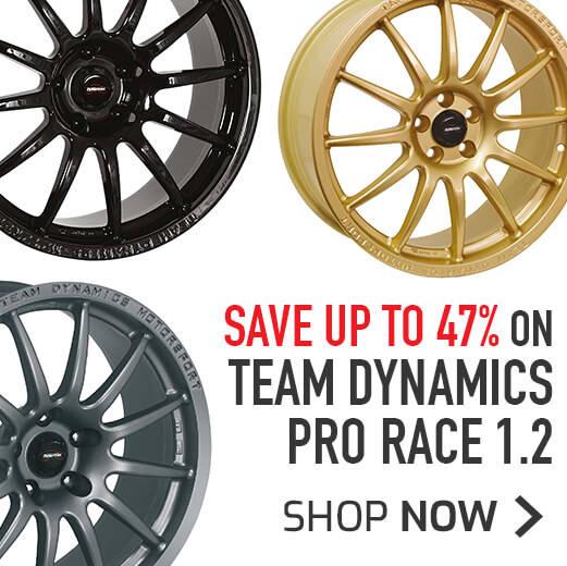 Team Dynamics Pro Race 1.2