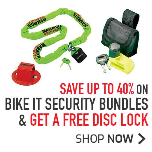 Bike It Security Bundles