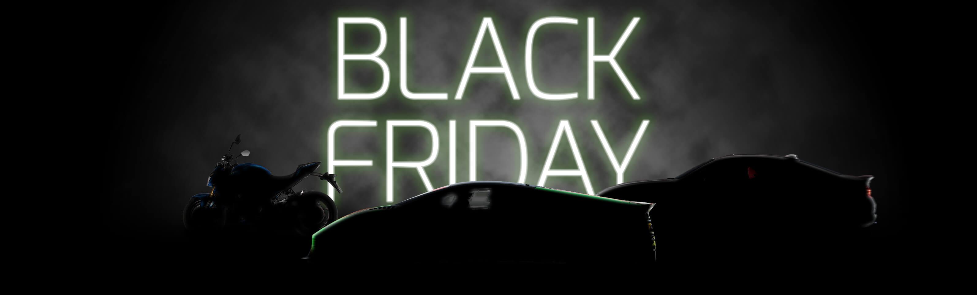 Demon Tweeks Black Friday