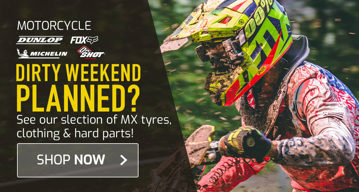 MX Clothing & Accessories