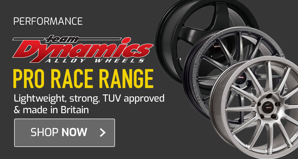 Team Dynamics Pro Race Range