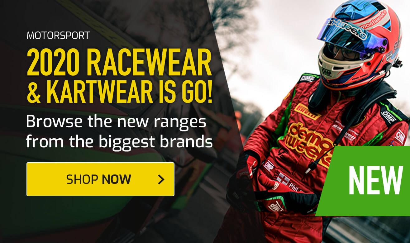 2020 Racewear & Kartwear