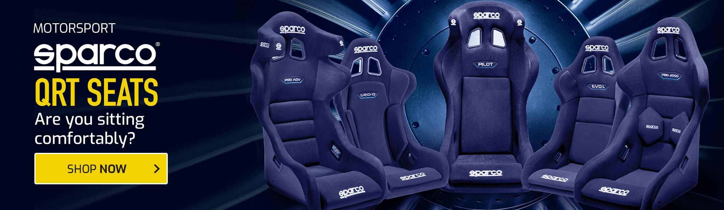 Sparco QRT Seats