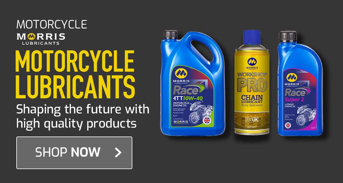 Morris Motorcycle Oils