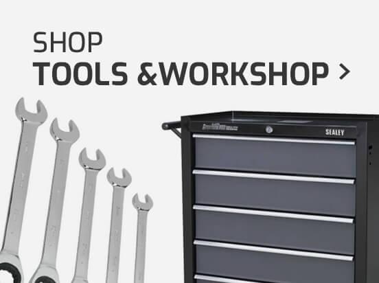 Shop Tools & Workshop
