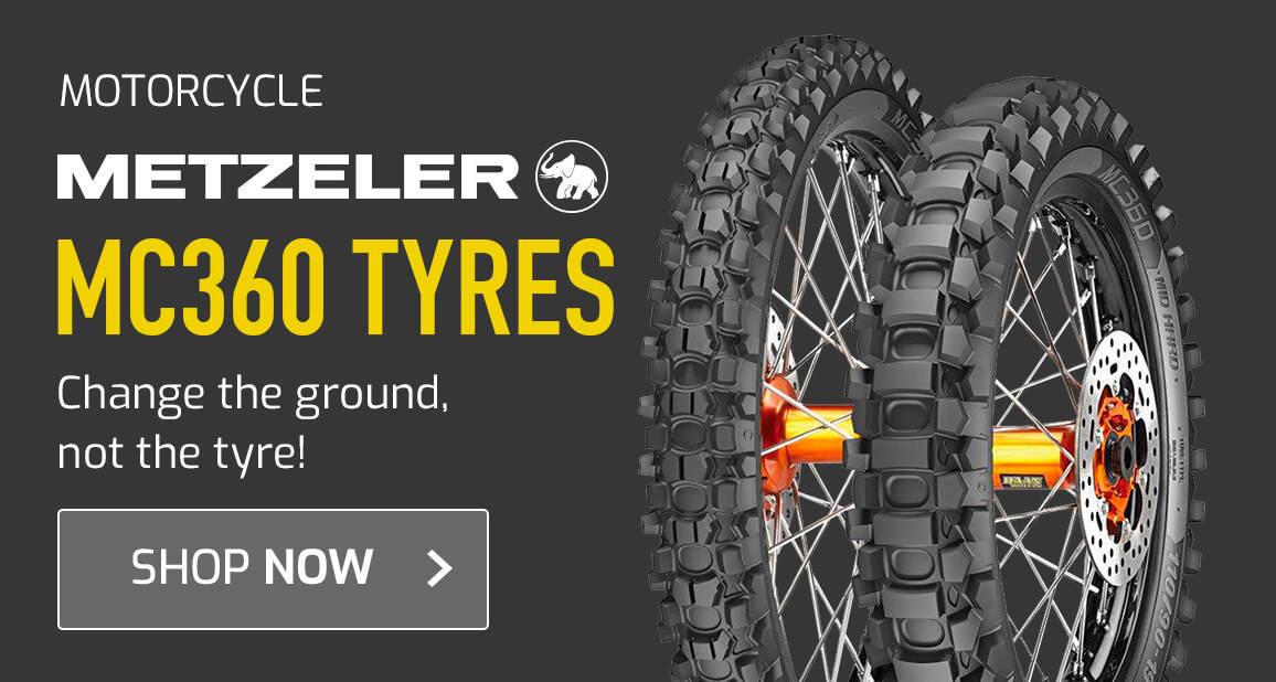 Metzeler MC360 Tyres