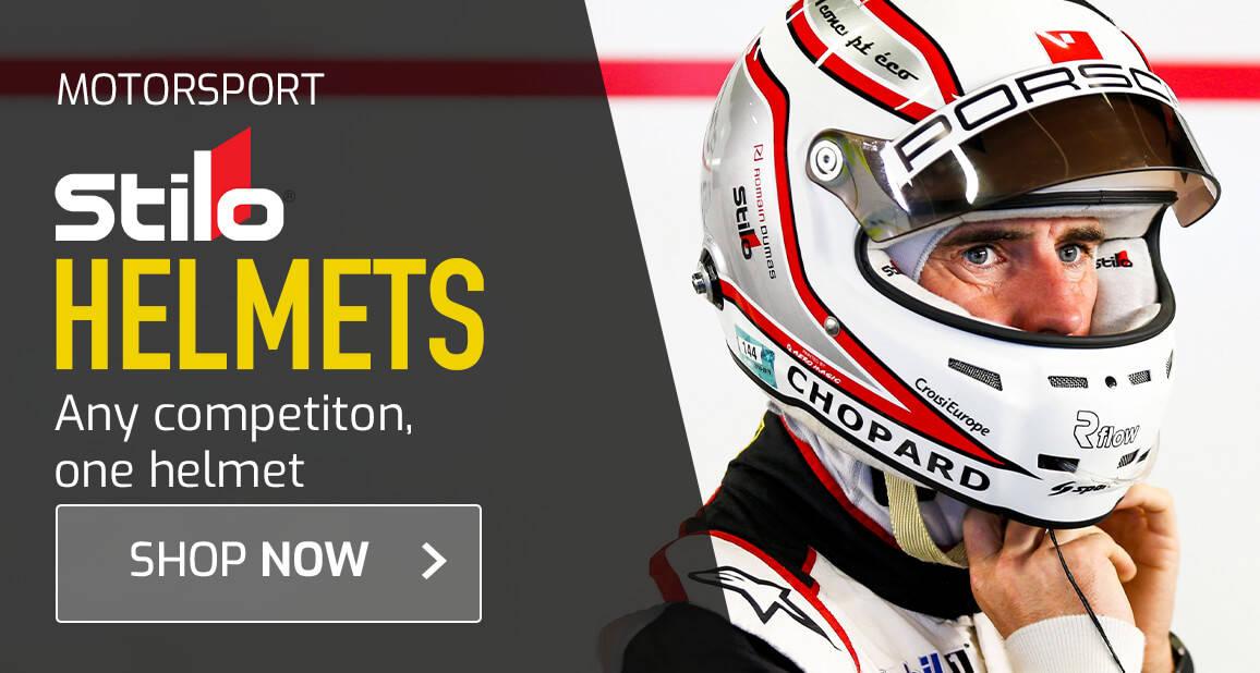 Stilo Helmets - Any competiton, one helmet
