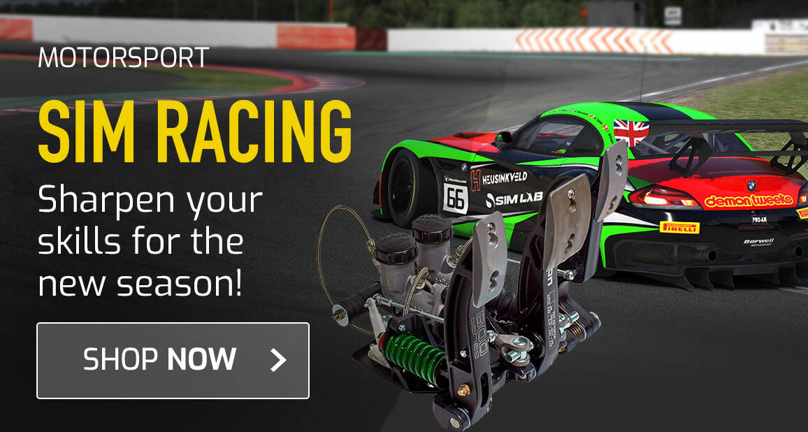 Sim Racing - Sharpen your skills for the new season!