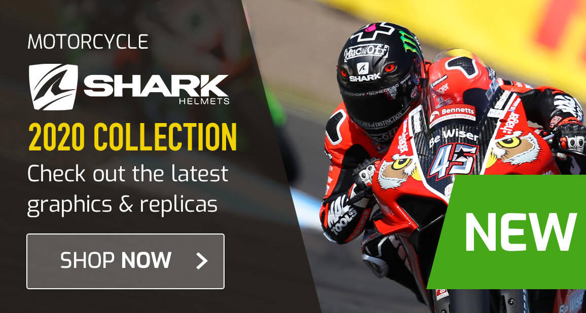 Shark 2020 Collection - Check Out The Latest Graphics & Replicas