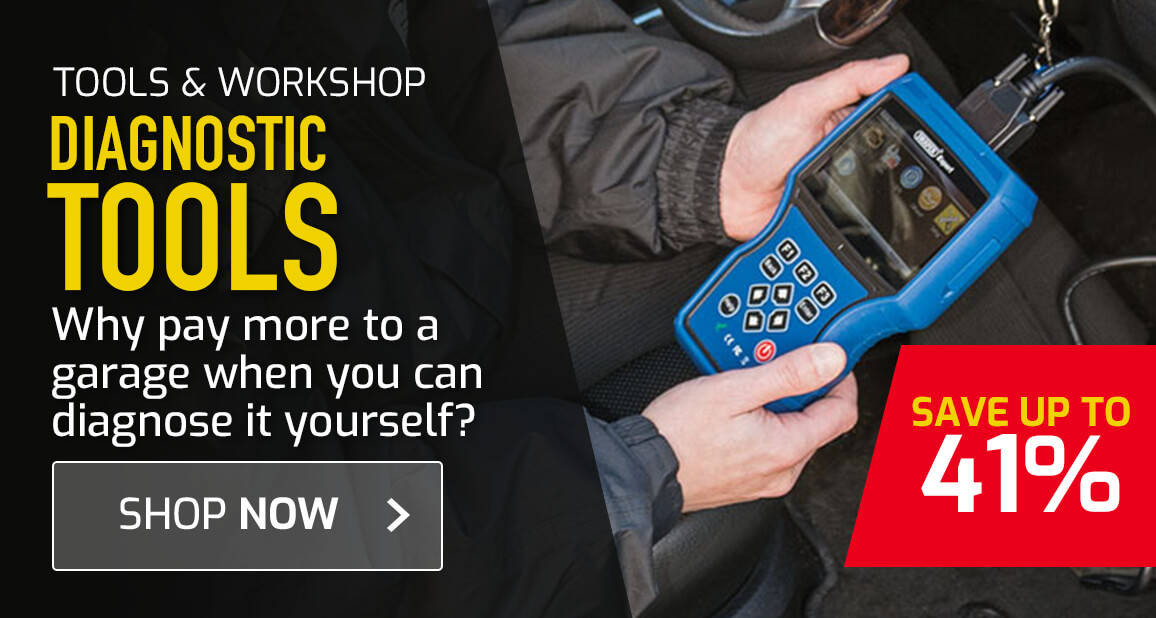 Up to 41% off diagnostic tools