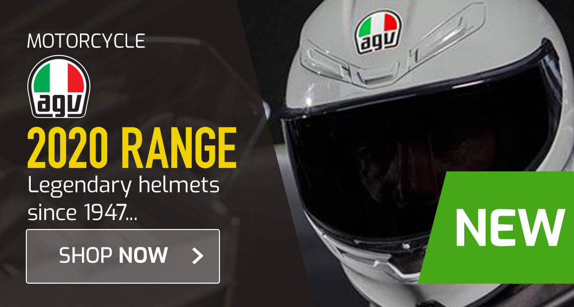 The New AGV 2020 Range