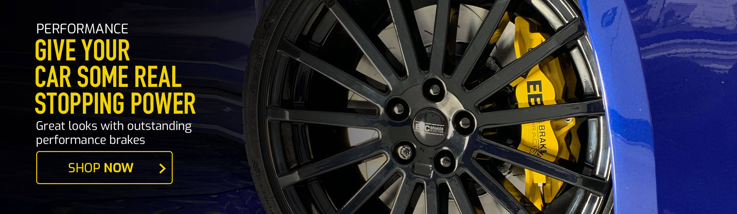 Give your car some real stopping power