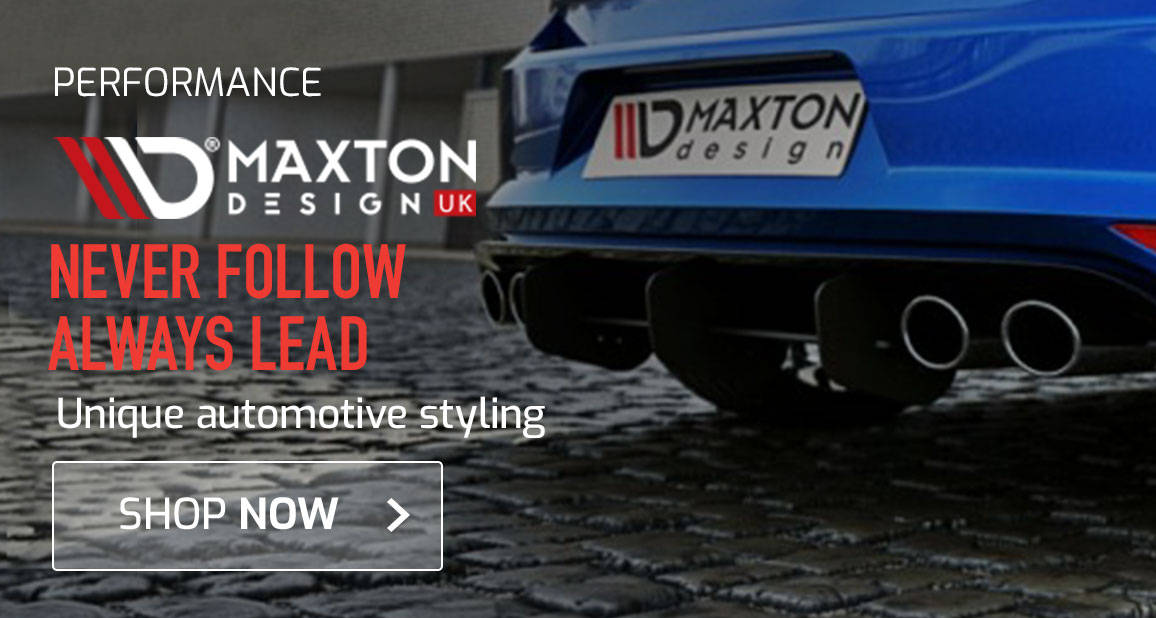 Maxton Design - Never Follow Always Lead