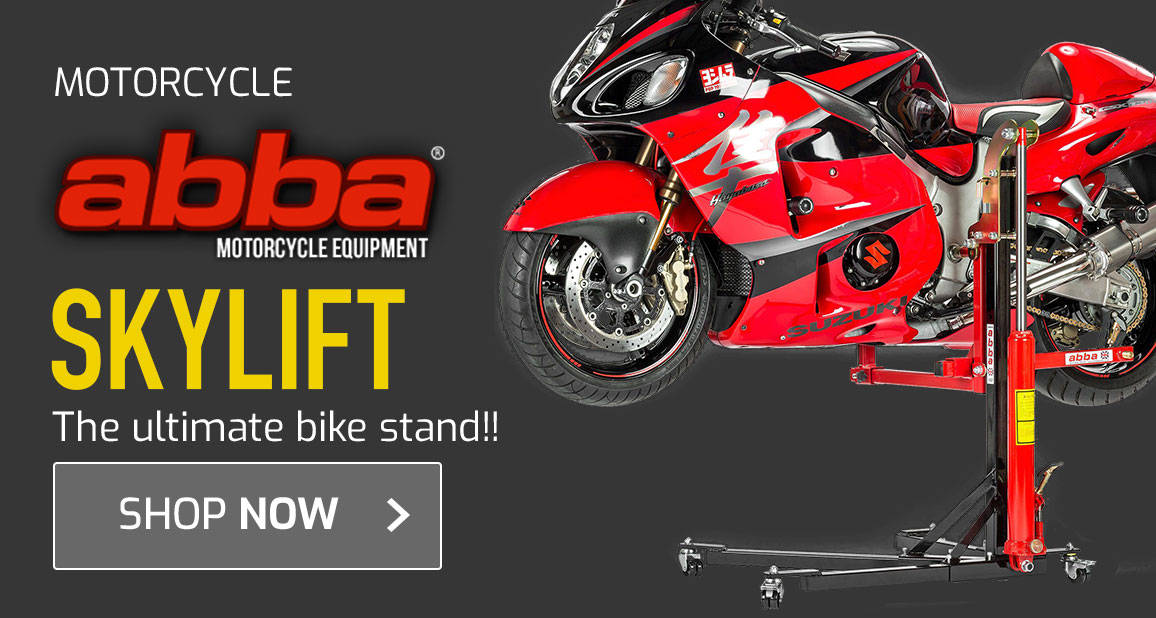 Abba Skylift - The Ultimate Bike Stand!!