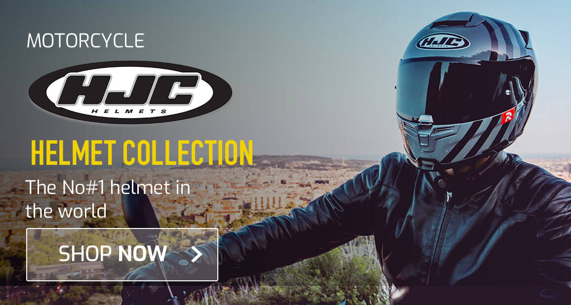 HJC Helmet Collection - The N#1 helmet in the world