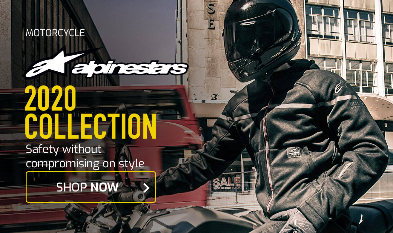 Alpinestars 2020 Motorcycle Collection