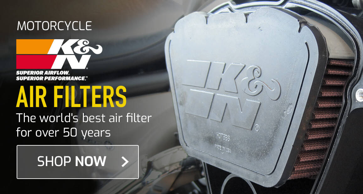 K&N Air Filters - The World's Best Air Filter For Over 50 Years!